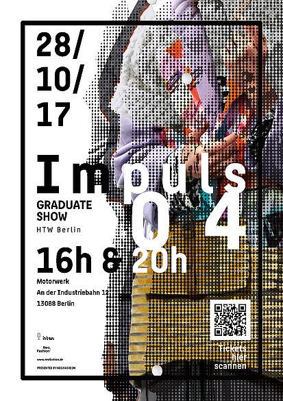 Impulse_4_HTW_NEO.fashion.Plakat©HTW Berlin 2018